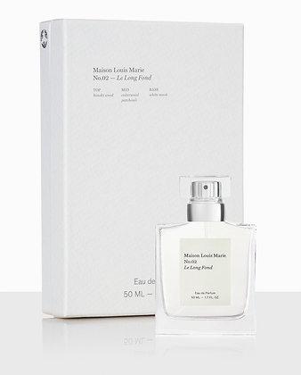 Eau de Parfum No. 02 Le Long Fond