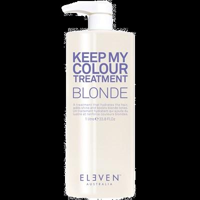 Keep My Colour Blonde Treatment Litre