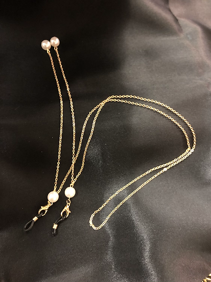 Face Mask or Sunglasses Chain