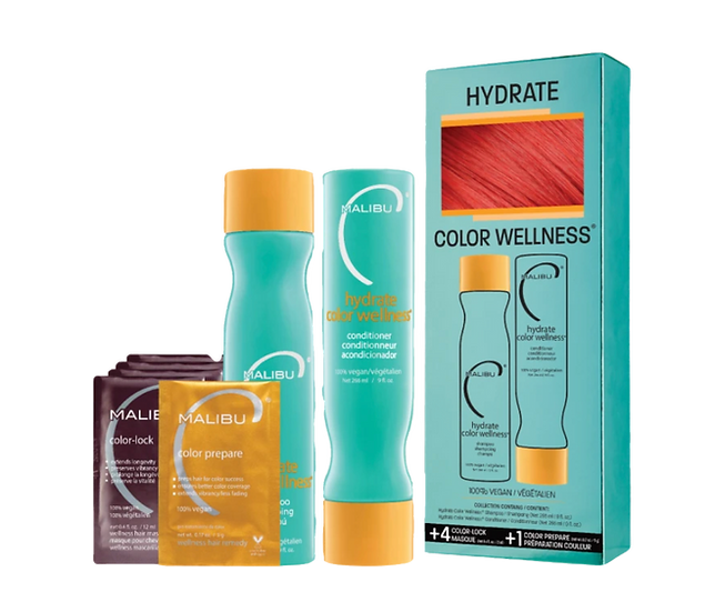 Hydrate Colour Wellness Kit