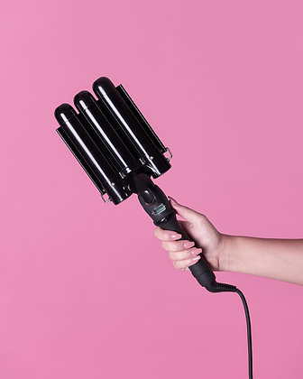 "Mermade Hair Waver 32"" BLACK"