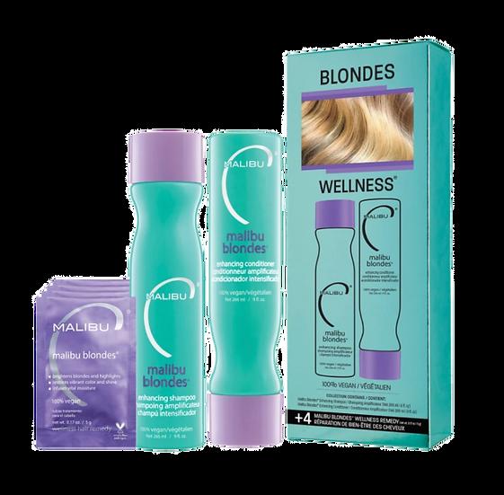 Malibu Blondes Wellness Kit