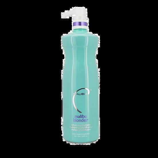 Malibu Blondes Enhancing Shampoo Litre