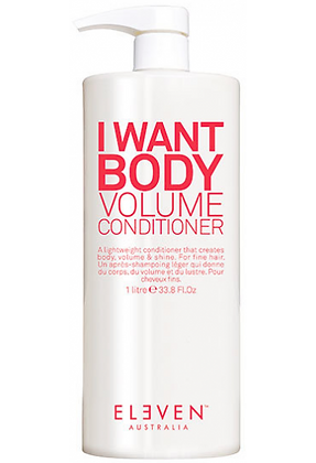 I Want Body Conditioner Litre