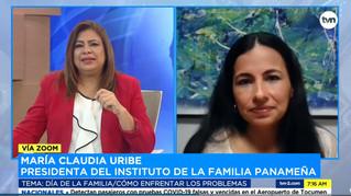 Entrevista TVN Noticias: Día Internacional de la Familia