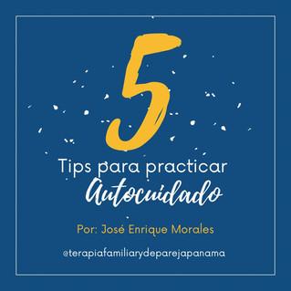 5 tips para practicar el autocuidado