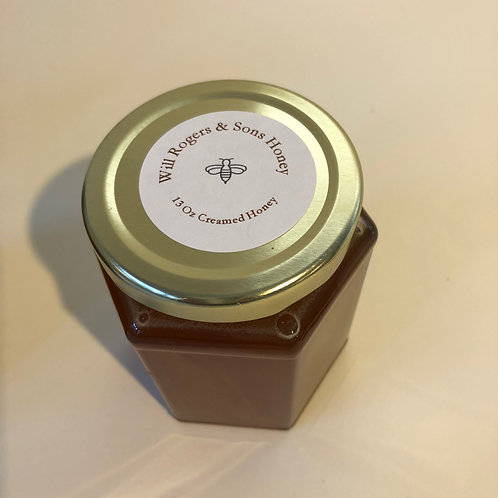 WR&S Creamed Honey - Our newest product
