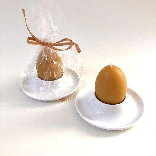 Egg Candle & Holder