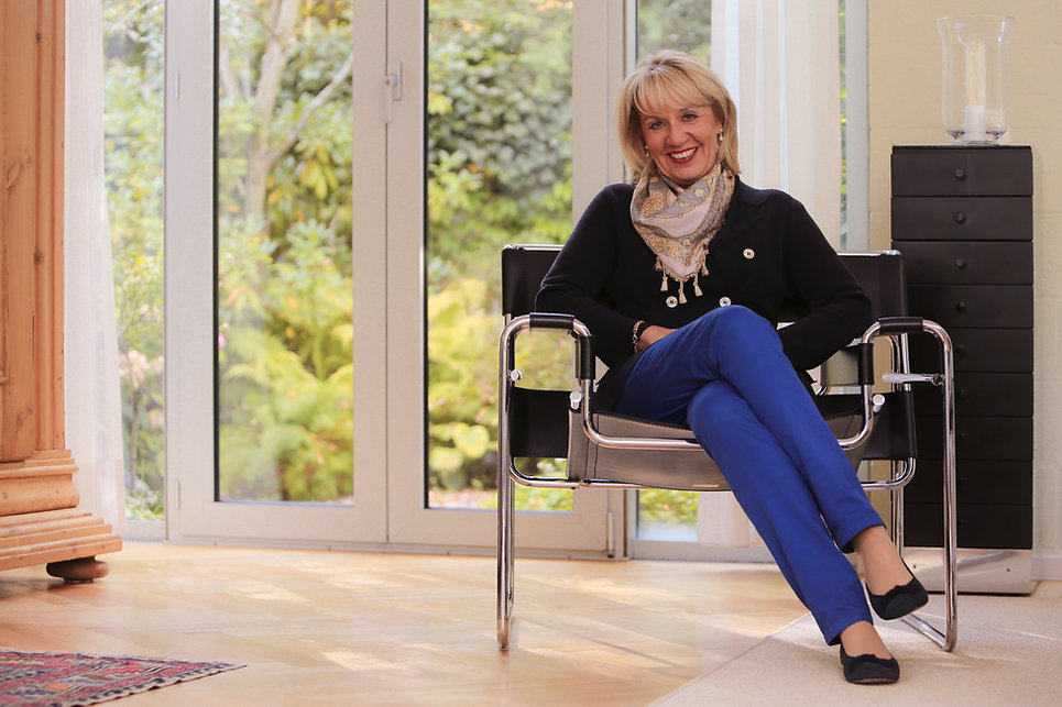 Gabriele Scheuss Coach für Beziehungsberatung Frankfurt