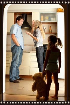 Children and family breakdown