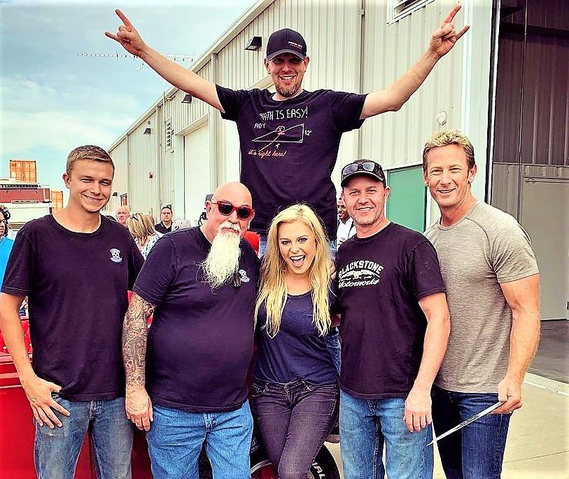 Cristy Lee  JP Emerson  Garage Squad