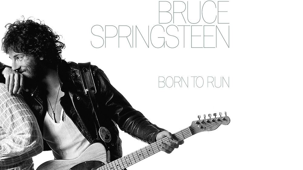 JP Emerson award winning freelance journalist author Bruce Springsteen Born to Run