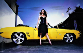 "Overhaulin's Adrienne ""AJ"" Janic: From Successful Model To Modern Mogul"