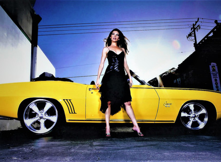 "Overhaulin's Adrienne ""AJ"" Janic: From Successful Model To Modern Mogul"