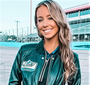How Jacklyn Drake Goes All In To Put Racing Fans In The Winners Circle