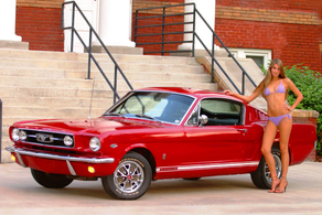 DRIVE A CLASSIC [MUSCLE] CAR AND THEY WILL COME