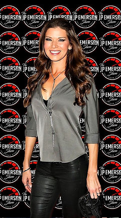 JP Emerson Adrienne Janic The JP Emersonshow