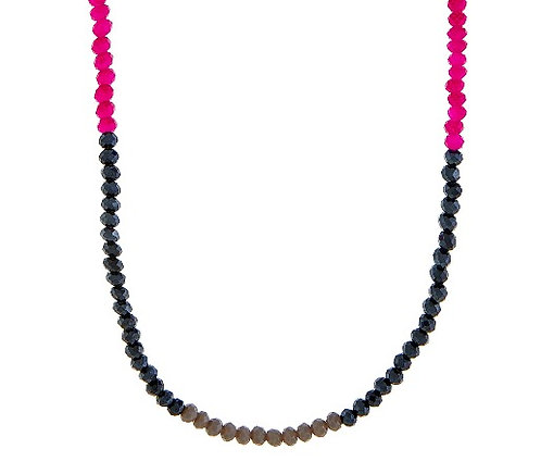 """Collier """"Wish Upon the Stars"""" - Rose"""