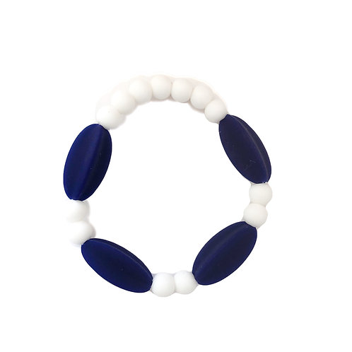 Braccialetto Massaggiagengive MYLA - Navy Blu