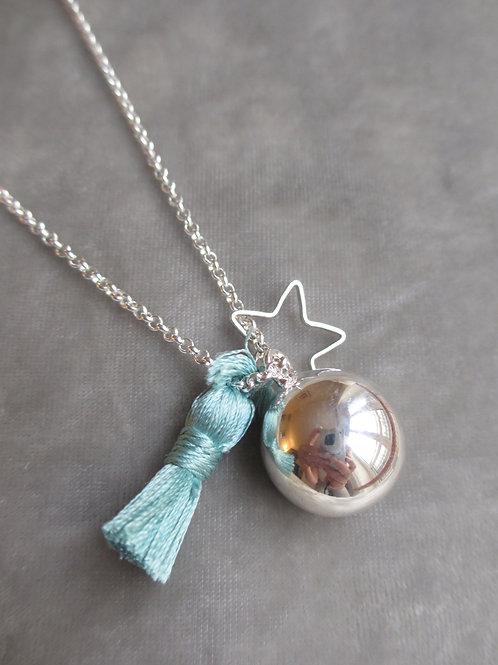 Lucky Mama Charm - Turquois