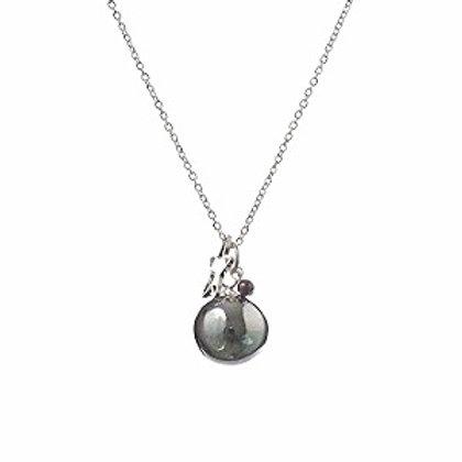 Bola Klangkugel THE PRECIOUS - Exotische Schwarz Perle