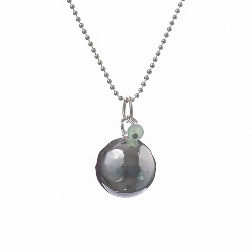 Angel Caller Pregnancy Necklace BABY PEARL - Jade