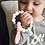 Thumbnail: Baby Beißspielzeug SCHMETTERLING - Lila