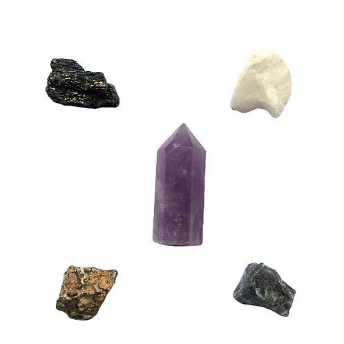 """Kit de Crystal Therapy ☾ - """"Fertilité"""""""