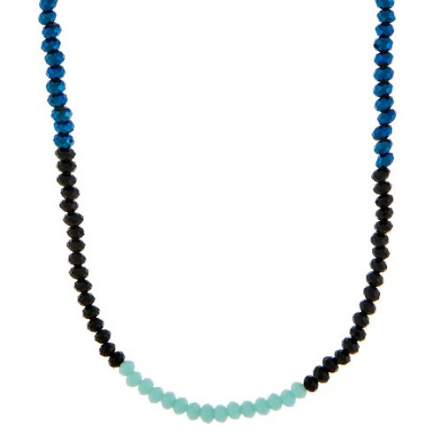 """Collier """"Wish Upon the Stars"""" - Turquoise"""
