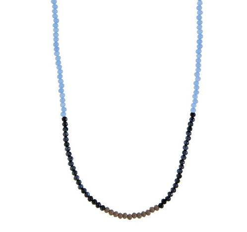 "Collier ""Wish Upon the Stars"" - Bleu"