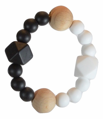 Teething Bracelet NANA - Black