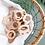 Thumbnail: Mini Jouet en Bois Naturel Montessori - Baleine