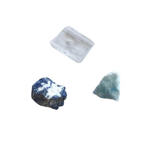 """Kit de Crystal Therapy pour arrêter de Boire - """"Je ne Bois Plus"""""""