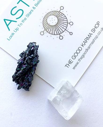 Crystal Kit for Couple ☾ - Yin & Yang