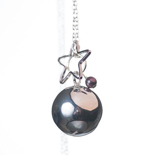 Angel Caller Pregnancy Chime - Exotic Black Pearl