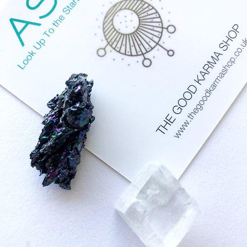 """Kit de Crystal Therapy pour soutenir son Couple - """"Yin & Yang"""""""