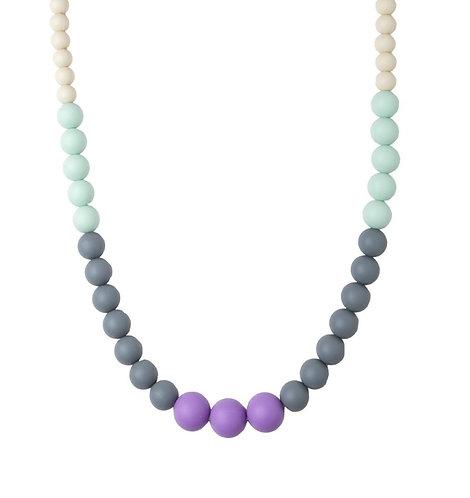 Teething Necklace Manhattan - Purple