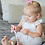 Thumbnail: Baby Teether MISS BUTTERFLY - White