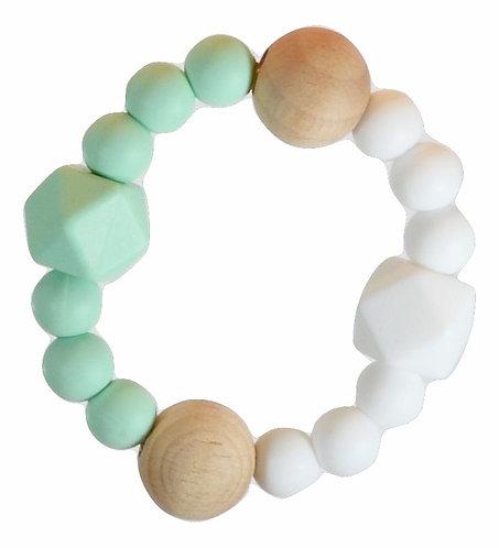 Teething Bracelet NANA - Mint