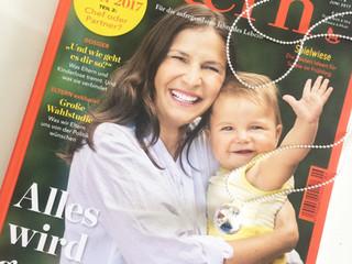 Unsere Bola Klangkugeln sind im Eltern Magazine!