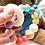 "Thumbnail: Sonaglio Senza BPA ""Rainbow"""