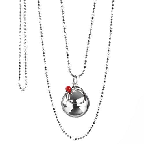 Bola de Grossesse MAMA LOVE - Corail Rouge