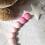 Thumbnail: Dummy Clip / Pacifier Chain LOLLIPOP - Pink