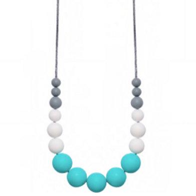 Collier d'Allaitement BONBON - Turquoise