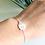 """Thumbnail: Bracelet ☾ """"Happy Bouddha"""" - Argenté"""