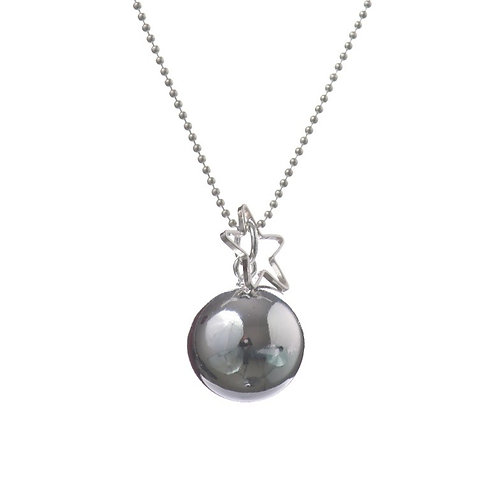Pregnancy Baby Chime Necklace - My Lucky Star