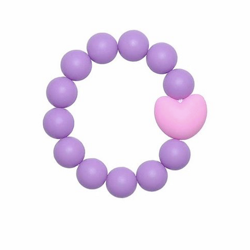 """Bracelet Sécurisé pour Petite Fille """"LITTLE DIVA"""" - Violet"""