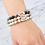 """Thumbnail: Friendship Bracelet """"Best Friends Forever"""" - Set of 3"""