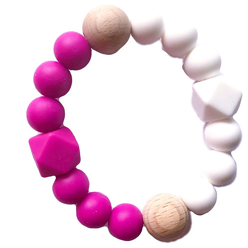 Teething Bracelet NANA - Purple