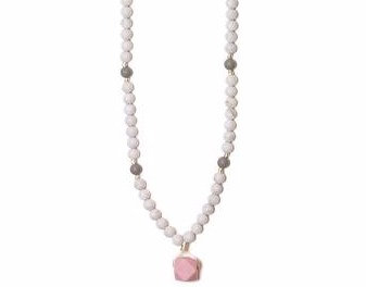 Teething Necklace Bali - Pink
